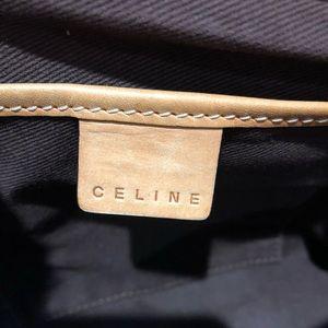 Celine Bags - Vintage Céline Macadam S100/55BrownCanvas Satchel